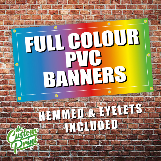 PVC Banner - Rectangle