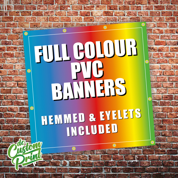 PVC Banner - square