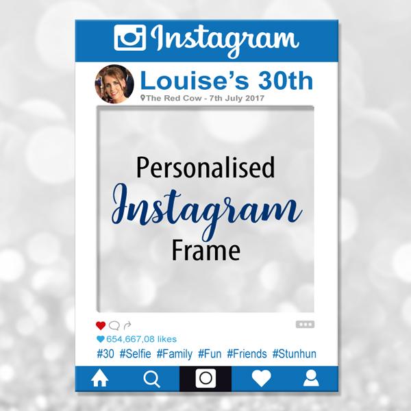 Instagram Photo Frame - Original