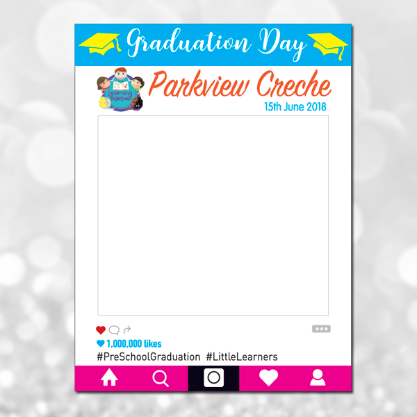 Graduation Day Photo Frame