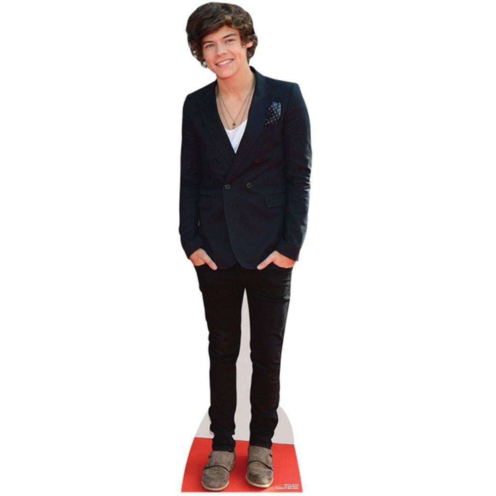 Life size cardboard cutout