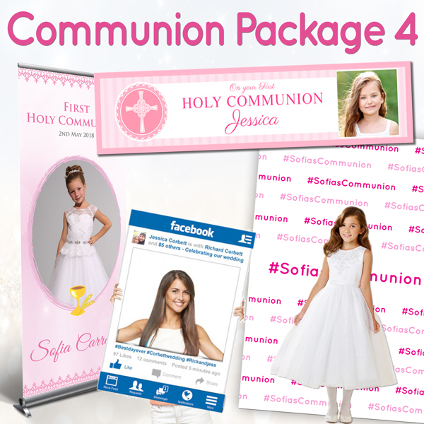 Communion - Confirmation package 4