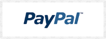 Payments accepted with PayPal