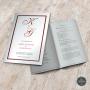 Wedding Mass Booklets from Dublin, Ireland