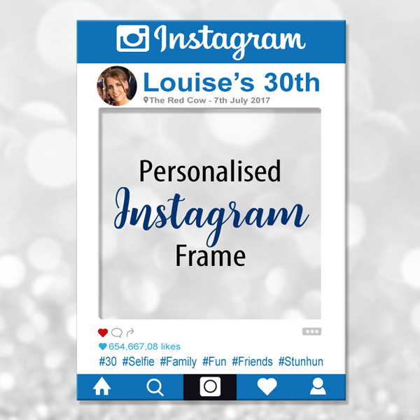 Instagram Photo Frame - Original