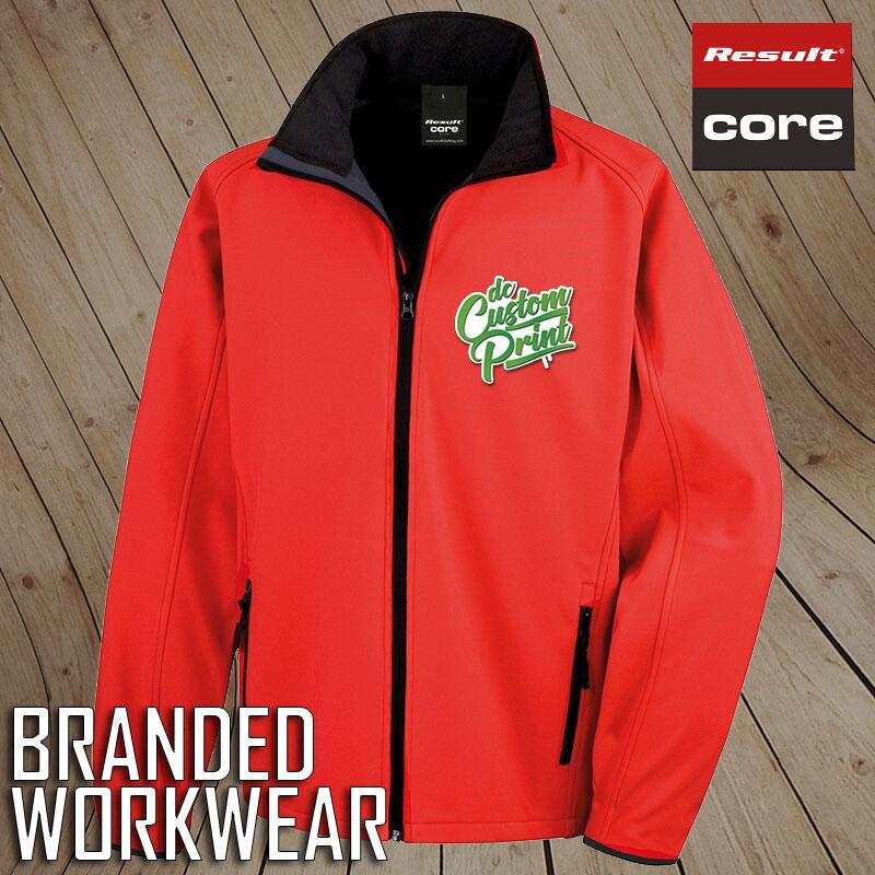 Result core softshell jacket - BEST SELLER