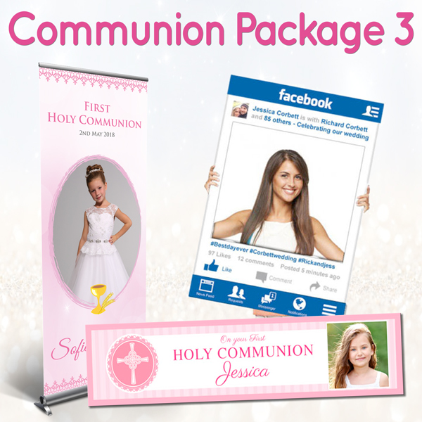 Communion - Confirmation package 3