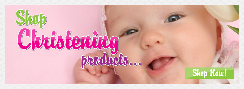 Shop Christening Products