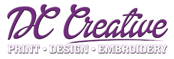 DC Creative - Print, Design, Embroidery