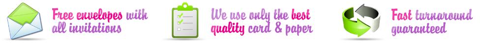 Free Envelopes, Best Quality & Fast Turnaround