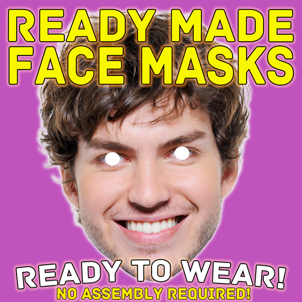 Map Of Ireland On Your Face.Personalised Face Masks Ireland