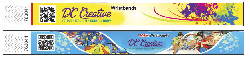 Event Wristbands Dublin Ireland