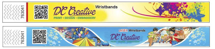Event Wristbands Dublin Ireland